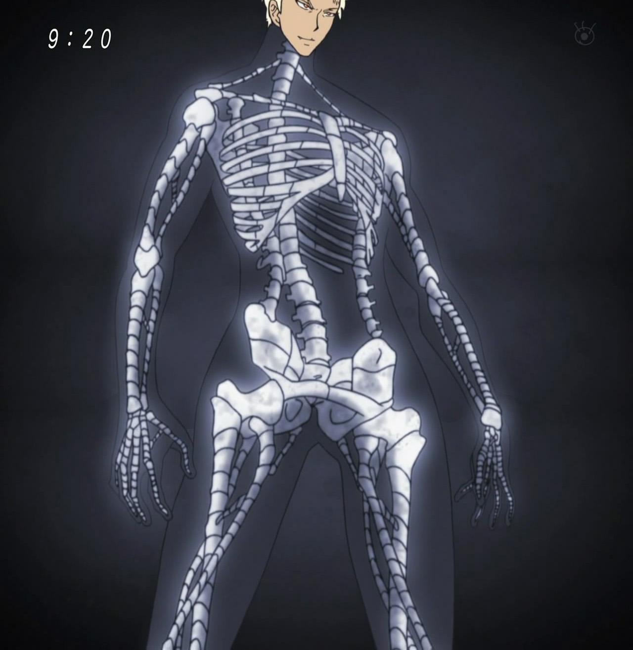 Additional Bones