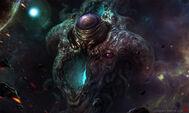 Azathoth rising by butttornado-d6ubveu