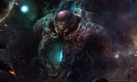 Azathoth rising by butttornado-d6ubveu