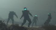Parasite Unit Skulls (MetalGear) Mist