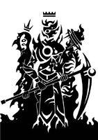 Death brothers by SunnyClockwork
