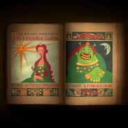 Fiona (Shrek) Ogre curse