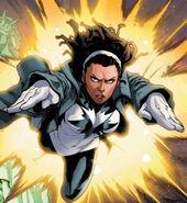 Monica Rambeau Spectrum (Marvel Comics) flight