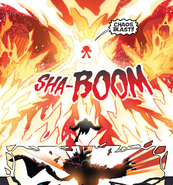 Archie Shadow Chaos Blast (wide)