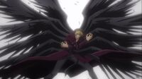 Azazel (Highschool DxD) wings
