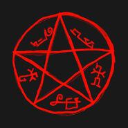 Devil's Trap Supernatural