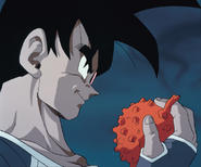 Turles (Dragon Ball Z) Fruit of Tree of Might
