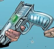 Kryptonite Handgun Last Line