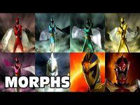 Mystic Force - All Ranger Morphs - Power Rangers Official-2