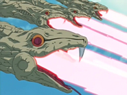 Yamata Dragon's Attack