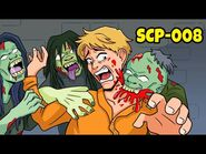 Zombie Plague - SCP-008 (SCP Animation)-2