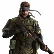 Big Boss Snake (MetalGear)