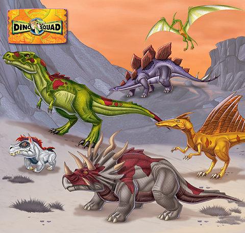 Dinosaur Mode