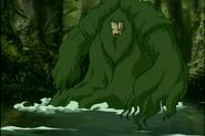 Huu Swamp Monster