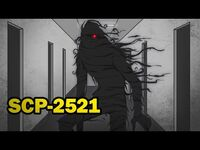 SCP-2521 ●●-●●●●●-●●-● (SCP Animation)
