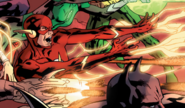 The Flash Lightning bolts 1