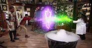 Warkwick's magical shield