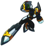 X Shadow Armor