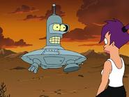 Bender's Flying Saucer Body
