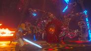 Calamity Ganon (Zelda Breath Wild) premature