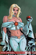 Emma Frost apple