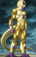 Golden Frieza full