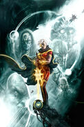 Phyla-Vell Martyr (Marvel Comics) Annihilation Conquest Prologue Vol 1 1 Textless