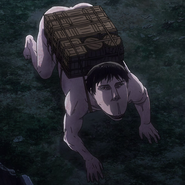 Pieck Cart Titan (Attack on Titan)