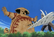 Ultimately Hard Absolute Defense Shield of Shukaku