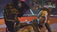 Dead Rising Calder as a Zombie Lord
