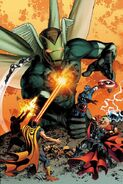 Super-Adaptoid (Marvel Comics)