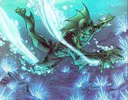 Triton (Earth-616) from Secret Invasion Inhumans Vol 1 1 0001