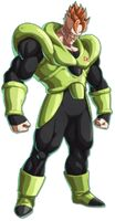 Android 16 (Dragon Ball FighterZ)