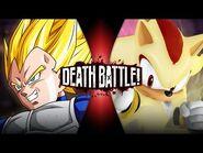 Vegeta VS Shadow (Dragon Ball VS Sonic) - DEATH BATTLE!