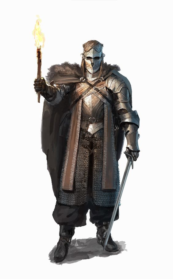 Cursed warrior 343/Volgram's soldiers
