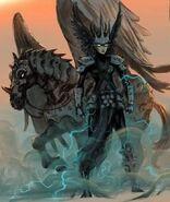 Danielle Moonstar (Marvel Comics) Phobia