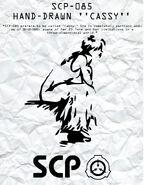 SCP-085 by asya173-d5hzjwi