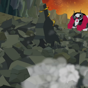 Tirek smashes the ground S4E26.png
