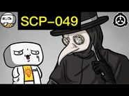 SCP-049 Plague Doctor (SCP Animated)-2