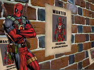 Deadpool- The merc with a mouth