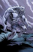 Gary Hampton - Wolf-Man (Invincible) Astounding Wolf-Man Vol 1 8 001
