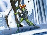 Green Widow
