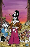Inazuma Usagi Yojimbo