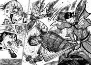 Kei Sha vs Shin Kingdom