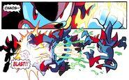 Archie Shadow Chaos Blast