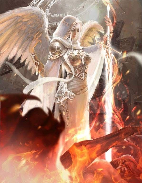 Angel Lord Physiology
