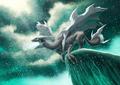 Kyurem the Ice Dragon