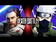 Obi-Wan Kenobi VS Kakashi (Star Wars VS Naruto) - DEATH BATTLE!