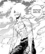 Tomura Shigaraki (My Hero Academia) Current Appearance