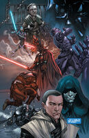 Darth Vader's Lessons (Star Wars The Force Unleashed)